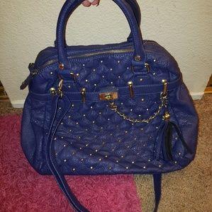Steve madden Purple purse